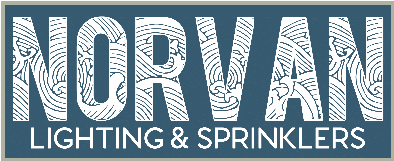 Norvan Lighting and Sprinklers Logo